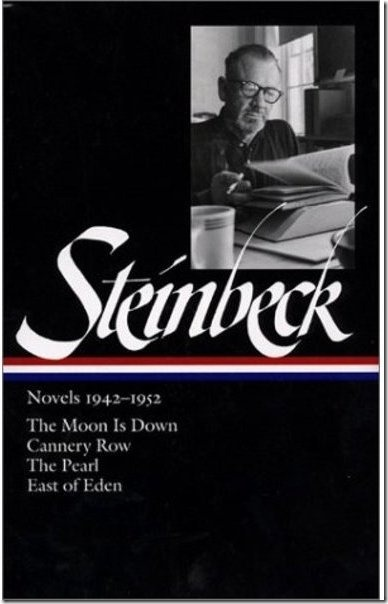 Steinbeck-Novels-1942-1952_-The-Moon-Is-Down-_-Cannery-Row-_-The-Pearl-_-East-of-Eden-_Library-of-America_